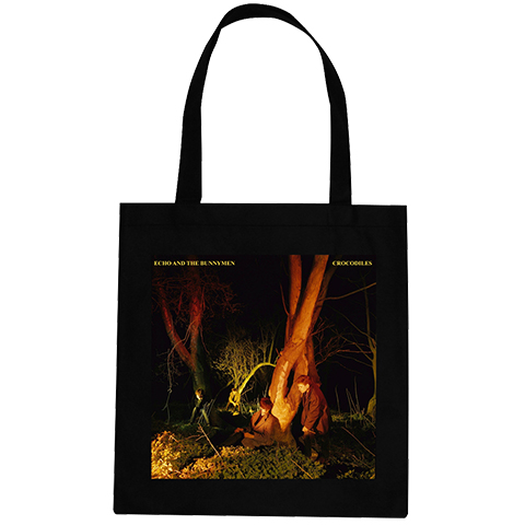 Echo And The Bunnymen Crocodiles Tote Bag