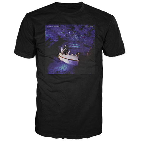 Echo And The Bunnymen Ocean Rain Short Sleeve T-Shirt