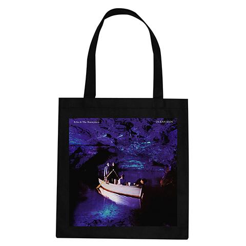 Echo And The Bunnymen Ocean Rain Tote Bag