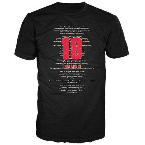 Girl 19 Short Sleeve T-Shirt