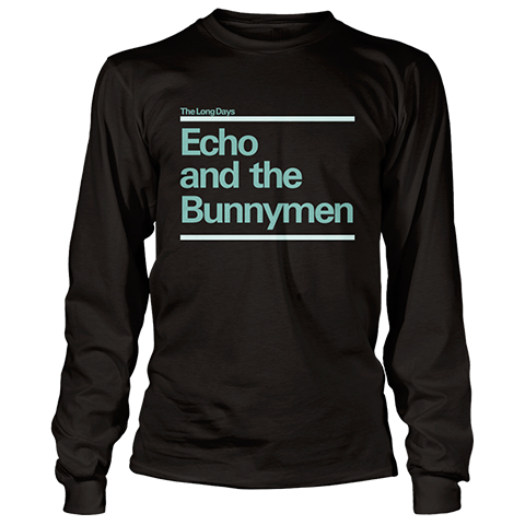 Echo And The Bunnymen The Long Days Long Sleeve