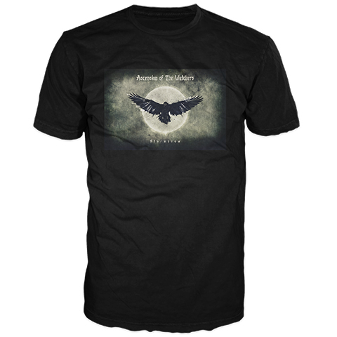 Ascension Of The Watchers Stormcrow Short Sleeve T-Shirt