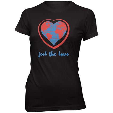 Feel The Love Black