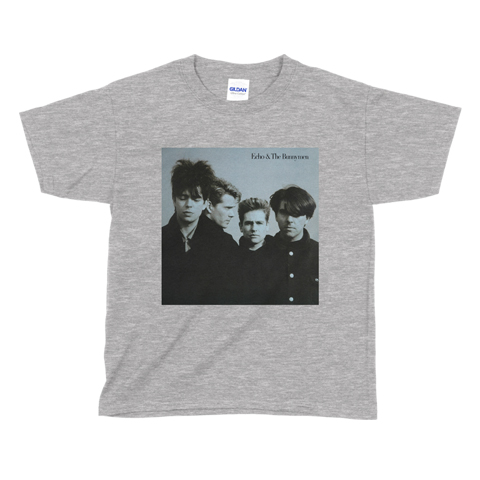Echo And The Bunnymen Grey