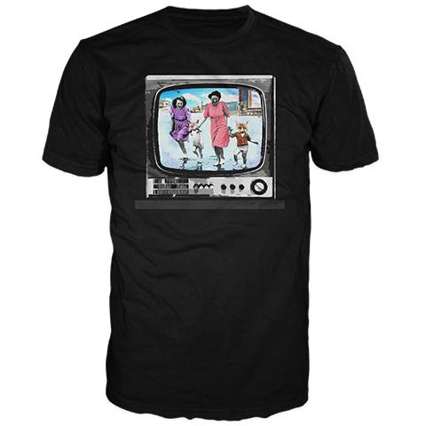 Foxes TV Short Sleeve T-Shirt
