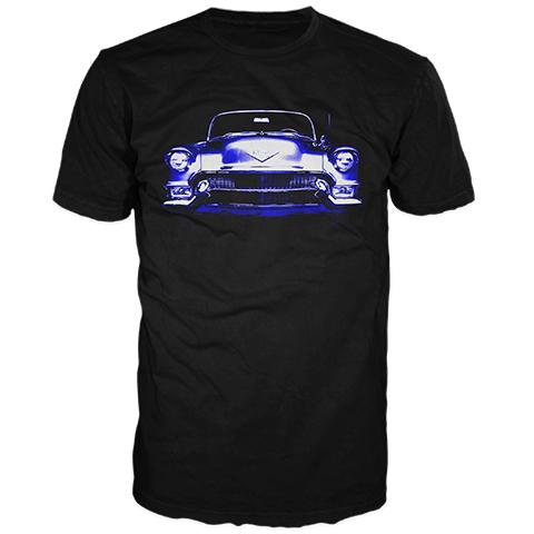 Blue Caddy
