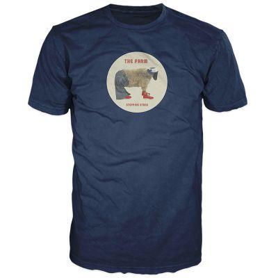 The Farm Stepping Stone  T-Shirt