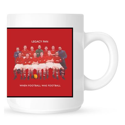 Legacy Fan Merseyside - 1938/39  Coffee Mug