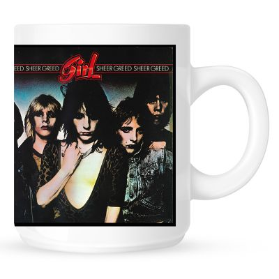 Girl Sheer Greed  Coffee Mug
