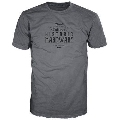 Guitarist - Historic Hardware  T-Shirt