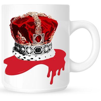 Red Crown  Coffee Mug