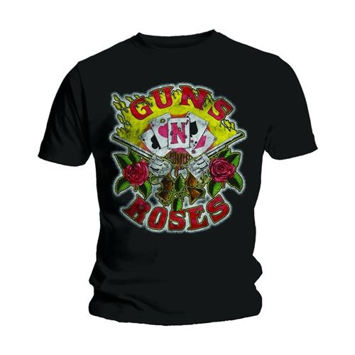 Guns N Roses Cards T-Shirt