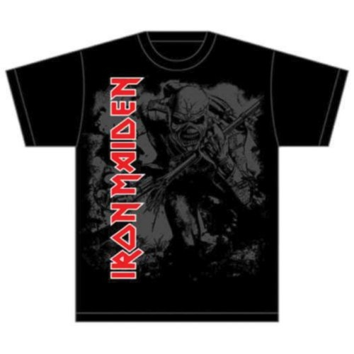 Iron Maiden Hi Contrast Trooper T-Shirt
