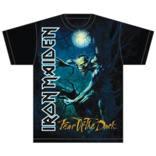 Iron Maiden Fear of the Dark Tree Sprite T-Shirt