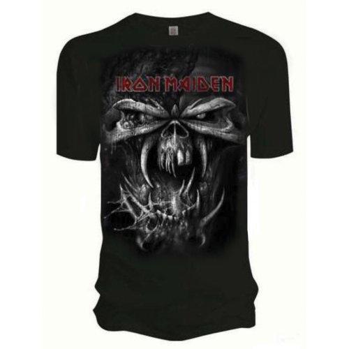 Iron Maiden Final Frontier Eddie Vintage T-Shirt