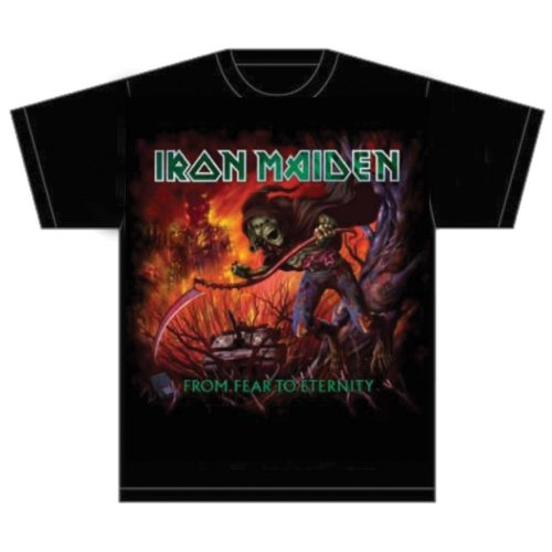 Iron Maiden From Fear to Eternity Album T-Shirt