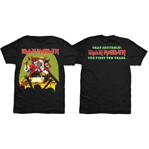 Iron Maiden Deaf Sentence T-Shirt
