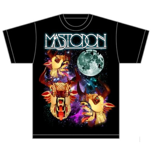 Mastodon Interstella Hunter T-Shirt